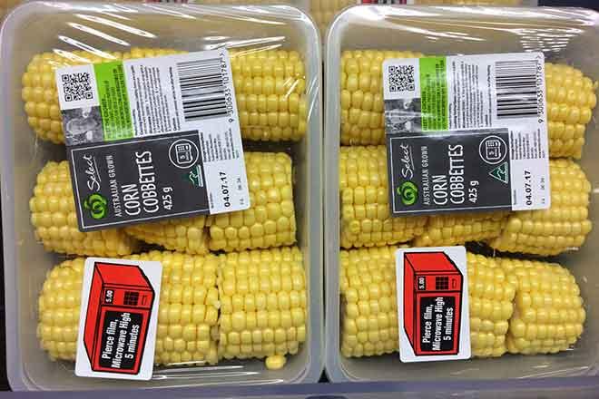PICT Food - Australian Grown Corn Coblettes - Anna Gregory, FlickrCC
