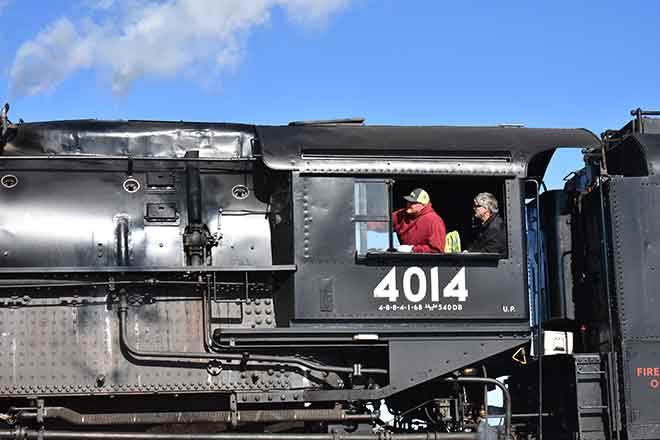 PICT Union Pacific Railroad Big Boy No 4014 Locomotive Engine Train - 10 - Chris Sorensen