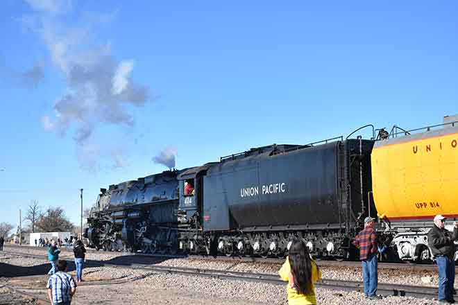 PICT Union Pacific Railroad Big Boy No 4014 Locomotive Engine Train - 12 - Chris Sorensen