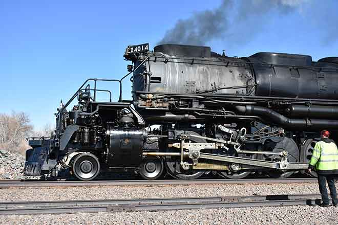 PICT Union Pacific Railroad Big Boy No 4014 Locomotive Engine Train - 8 - Chris Sorensen