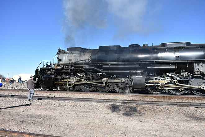 PICT Union Pacific Railroad Big Boy No 4014 Locomotive Engine Train - 9 - Chris Sorensen