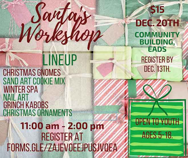 AD Extension Santa's Workshop