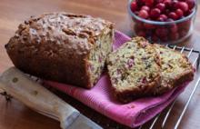 PICT RECIPE Cranberry Nut Bread - USDA