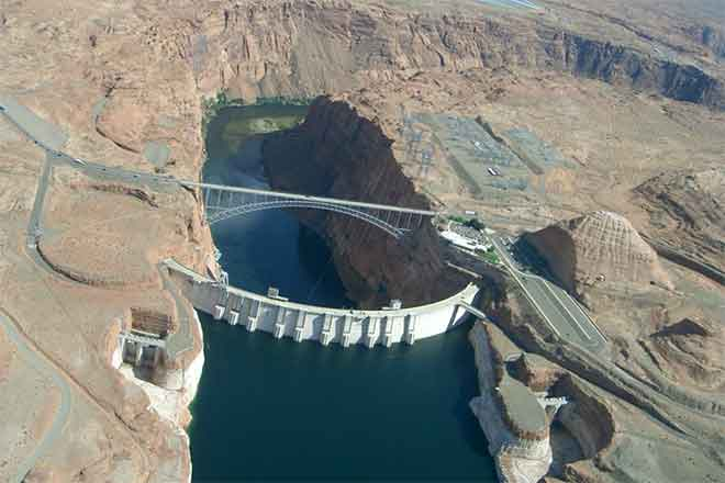 PICT Glen Canyon Dam - Brent Gardner-Smith - Aspen Journalism