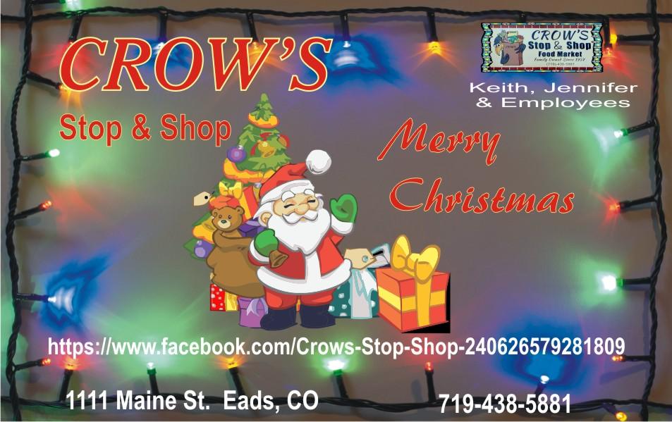 2019 Christmas - Crow's