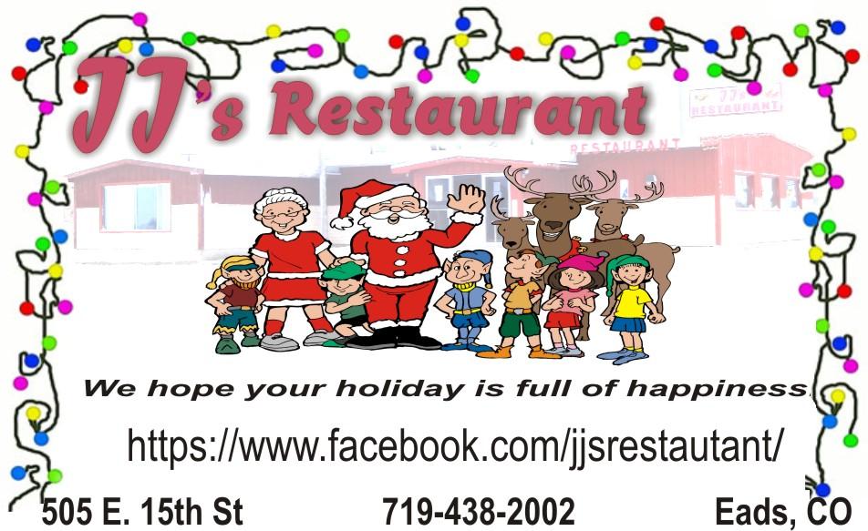 2019 Christmas - JJs Restaurant
