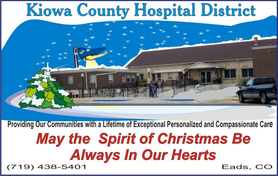 2019 Christmas - Kiowa County Hospital District