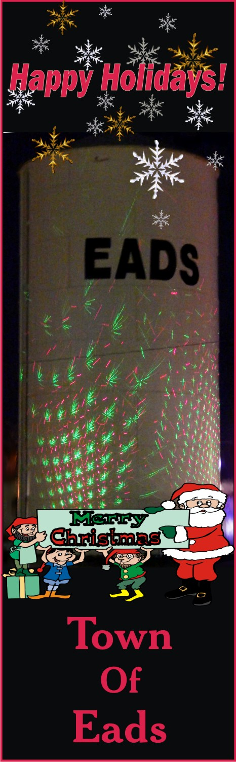 2019 Christmas - Town of Eads
