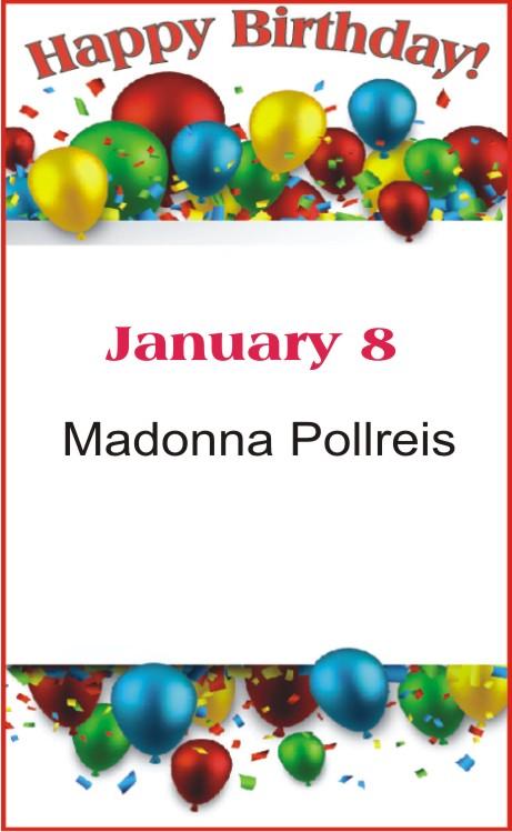 Happy Birthday to Pollreis