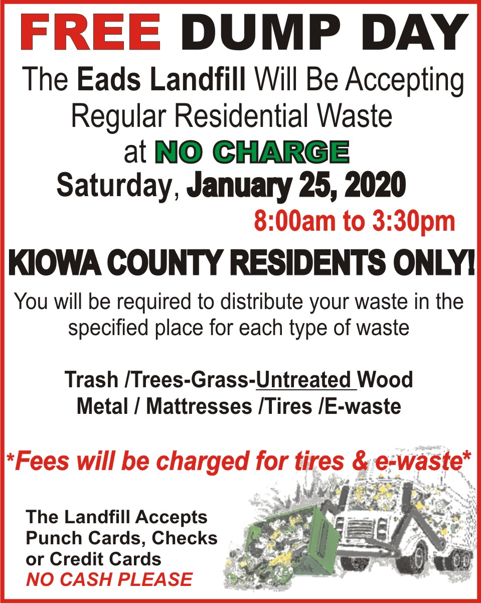 AD 2020-01 Community - Free Landfill Day