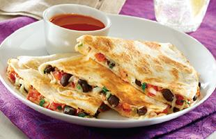 PICT RECIPE Black Bean Quesadillas - USDA