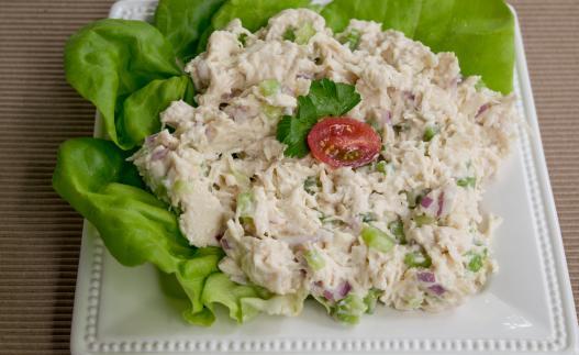 PICT RECIPE Chicken Salad - USDA
