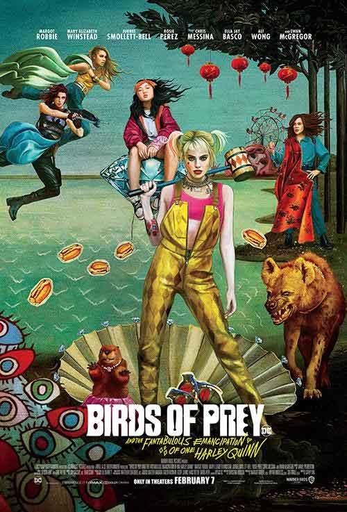 PICT MOVIE Birds of Prey