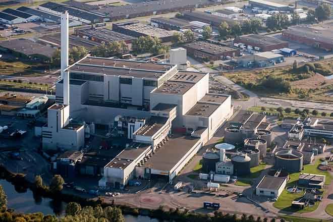 PICT EarthTalk Waste to Energy Plant in Sweden - David Castor
