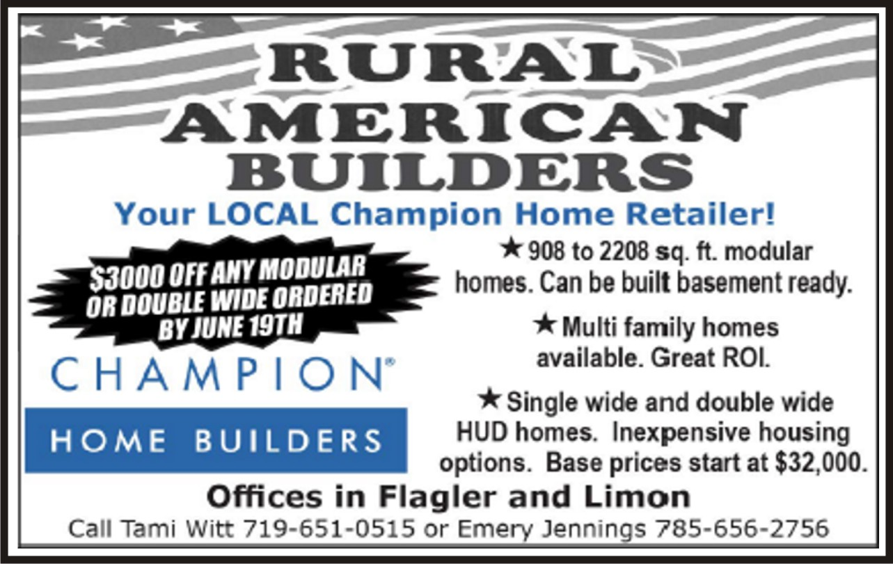 AD 2020-05 Homes for Sale - Rural American Realty