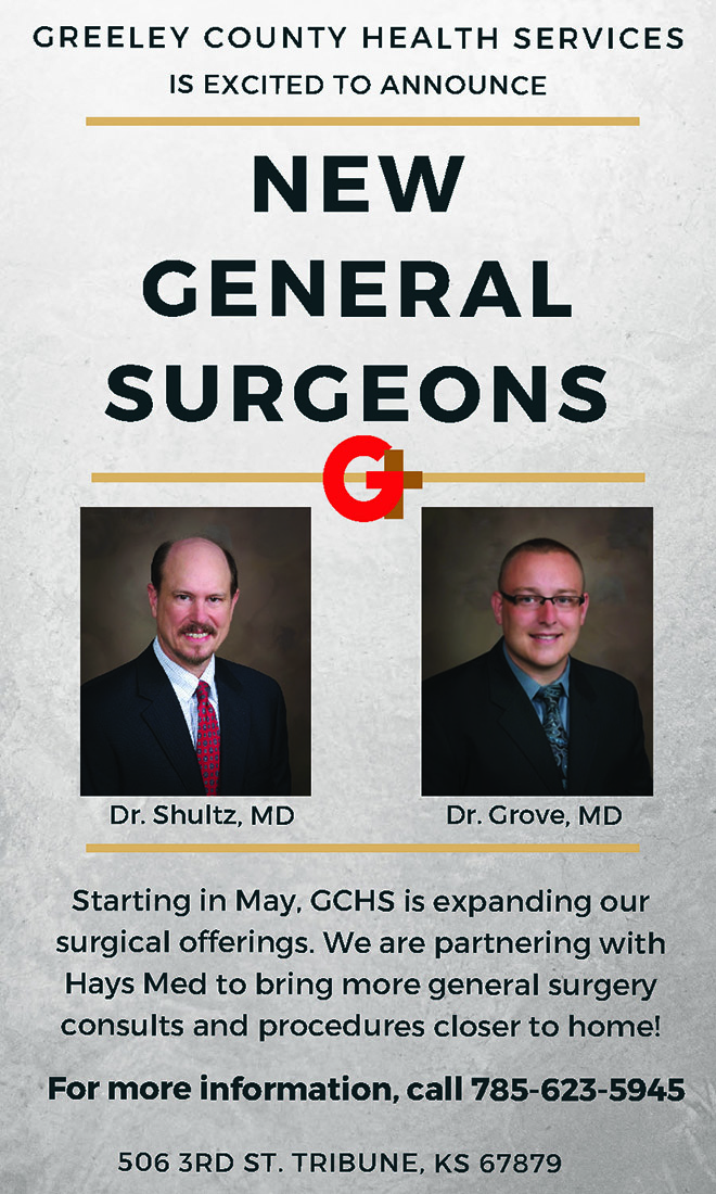 AD 2020-05 Greeley County Health Services - New General Surgeons