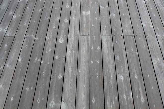 PICT EarthTalk Kebony wood deck