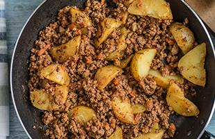 PICT RECIPE Beef and Potatoes - USDA