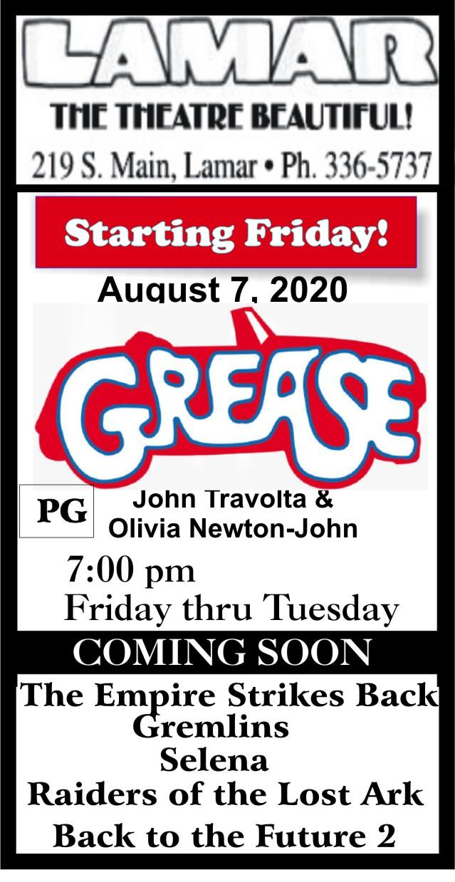 Lamar Theatre - 2020-08-07