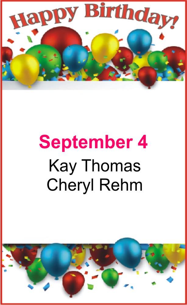Happy birthday to Thomas Rehm