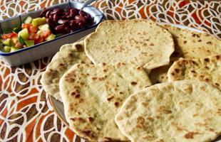PICT RECIPE Flour Tortillas - USDA