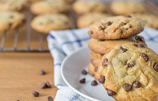 PICT RECIPE Chocolate Chip Yogurt Cookies - USDA