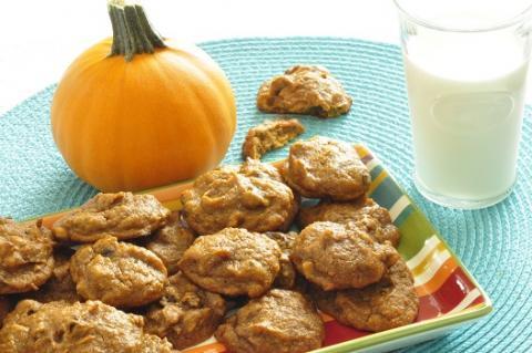 PICT RECIPE Breakfast Pumpkin Cookies - USDA