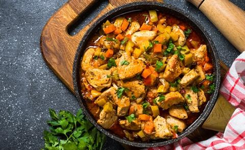 PICT RECIPE Turkey Stew - USDA