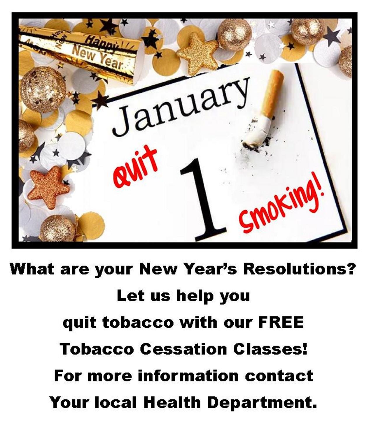 AD 2020-12 Health - Quit Tobacco Free