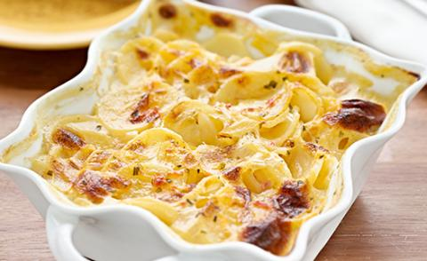 PICT RECIPE Scalloped Potatoes - USDA