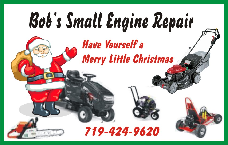 AD 2020-12 Bob's Small Engine Repair