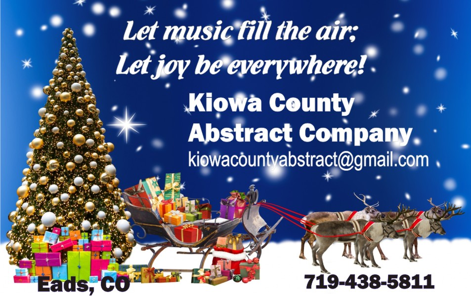 AD 2020-12 Kiowa County Abstract