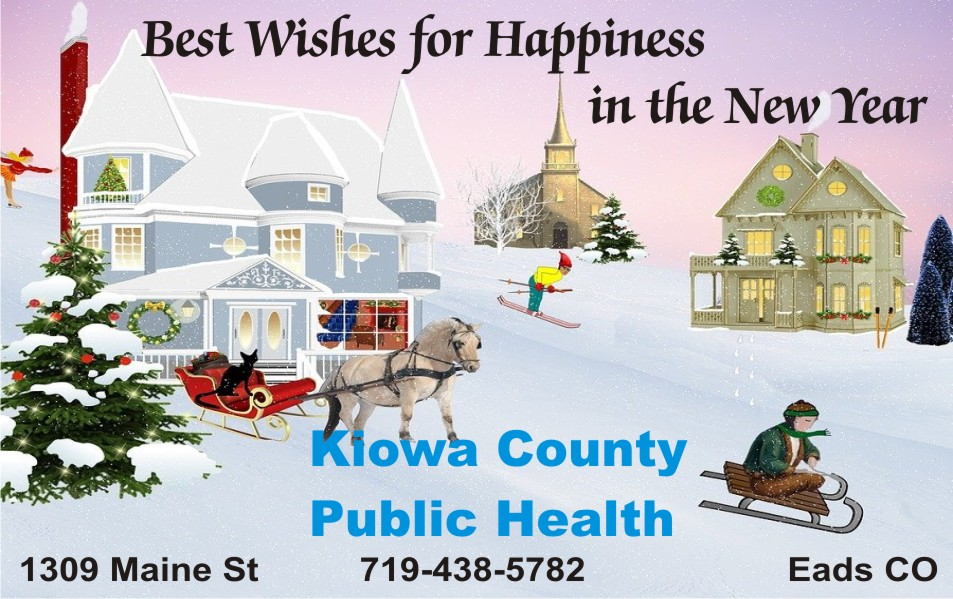 AD 2020-12 Kiowa County Public Health