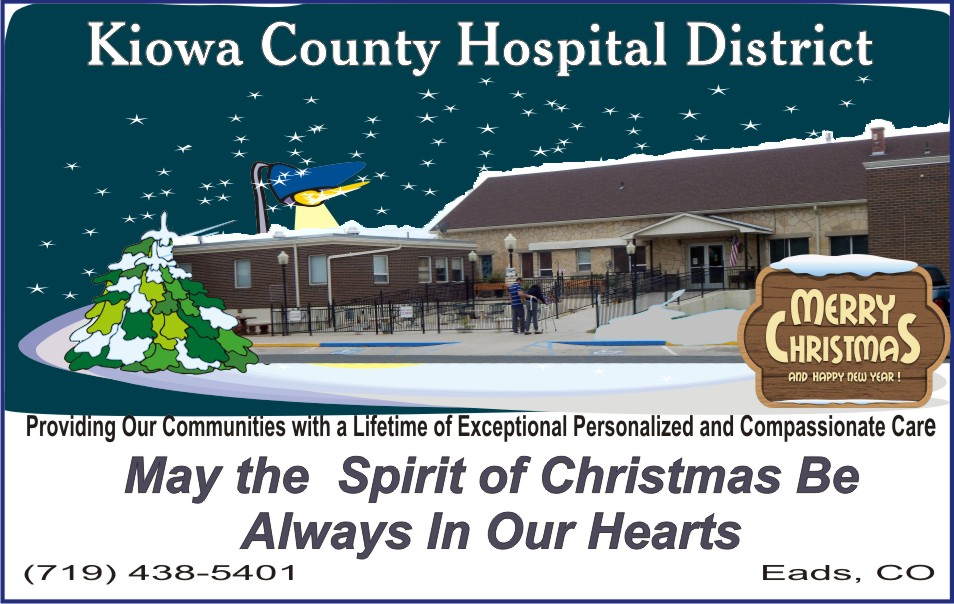 AD 2020-12 Kiowa County Hospital District