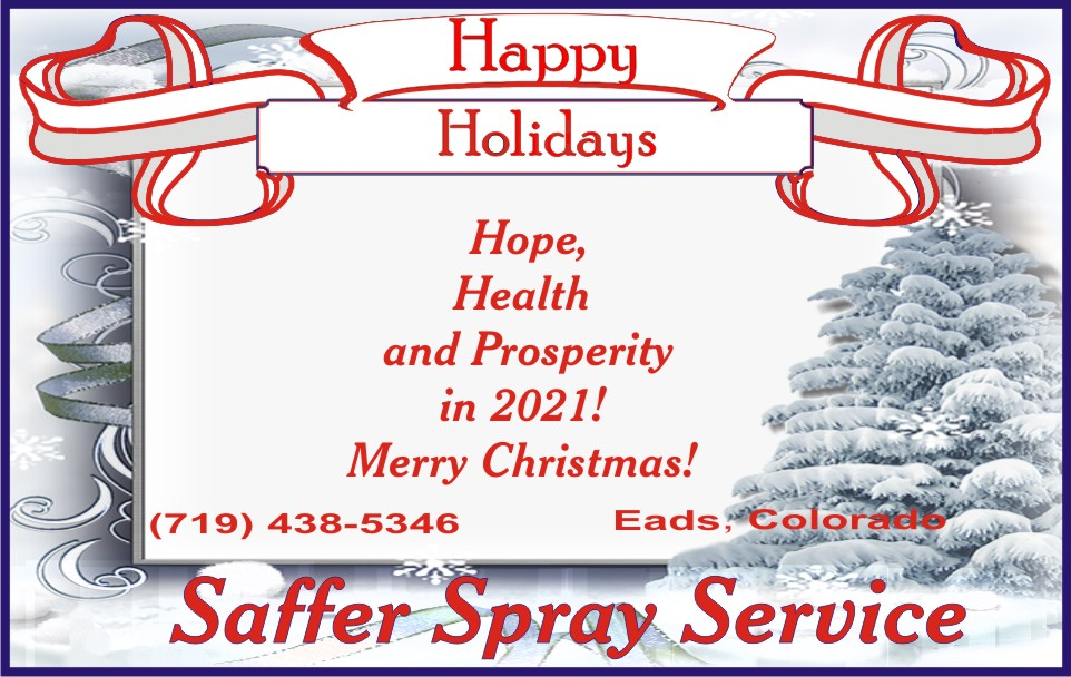 AD 2020-12 Saffer Spray Service