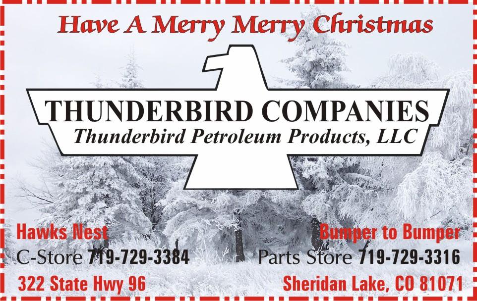 AD 2020-12 Thunderbird Companies