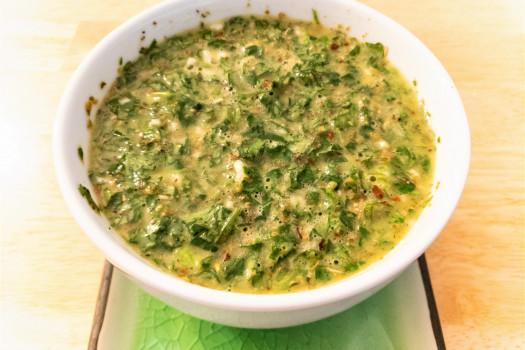 PICT RECIPE Argentinean Chimichurri Sauce - USDA
