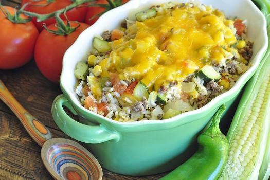 PICT RECIPE Enchilada Rice - USDA