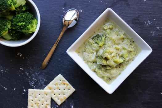 PICT RECIPE Cream of Broccoli Soup - USDA
