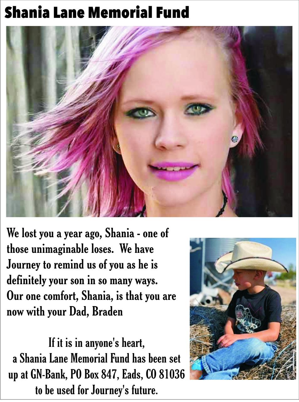 AD 2021-03 Shania Lane Memorial Fund