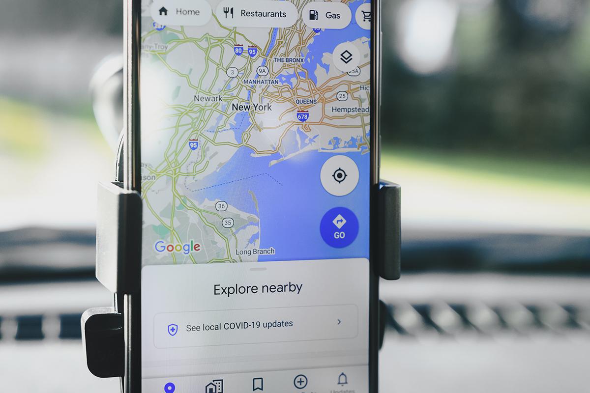 PICT EarthTalk - Navigation App