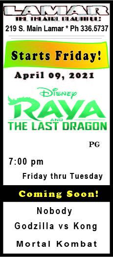 Lamar Theatre - 2021-04-09