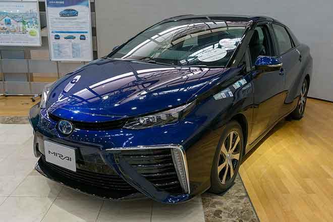 PICT EarthTalk - Toyota Mirai - FlickrCC - Aaron Smart
