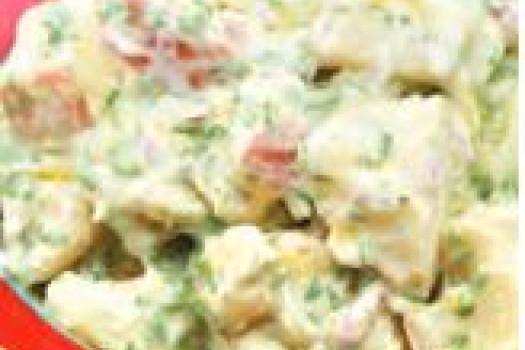 PICT RECIPE Quickand Easy Baked Potato Salad - USDA