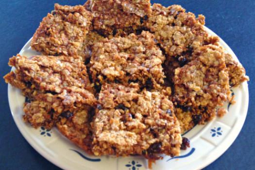 PICT RECIPE Oatmeal Crunch - USDA