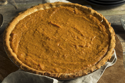 PICT RECIPE Sweet Potato Pie - USDA