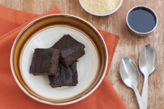PICT RECIPE Sweet Cornmeal Pudding - USDA