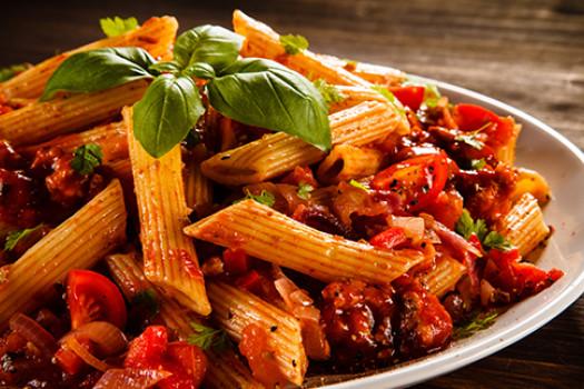PICT RECIPE Skillet Pasta Dinner - USDA