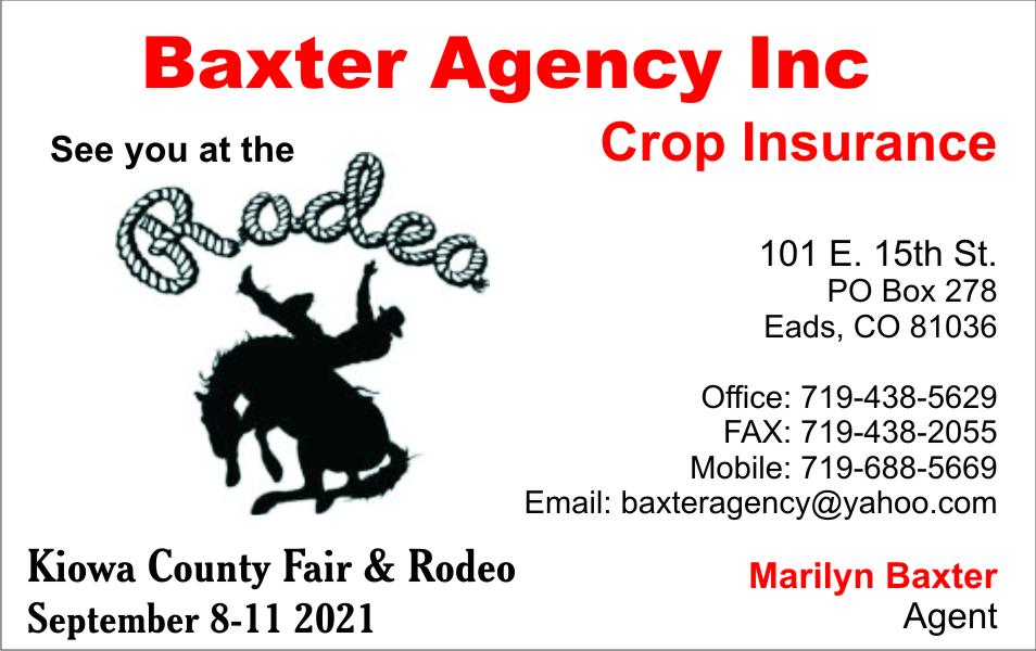 2021 Baxter Agency Fair