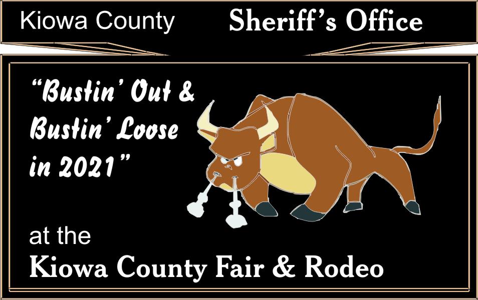 2021 Kiowa County Sheriff Fair